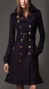 cappotto burberry